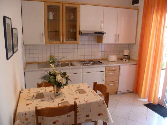 Apartment A1 for 4 persons